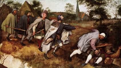 Pieter Brueghel Starszy: Ślepcy