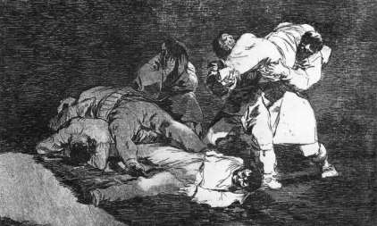 Francisco Goya: Znowu to samo!