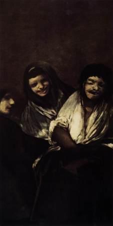 Francisco Goya: Kobiety i mężczyzna