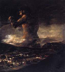 Francisco Goya: Kolos