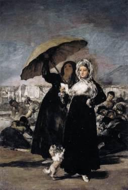 Francisco Goya: Les jeunes