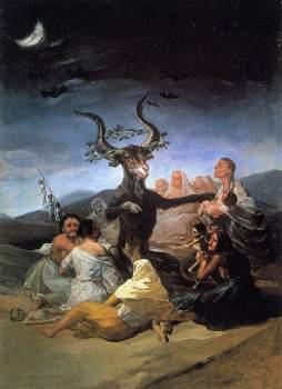 Francisco Goya: Sabat czarownic
