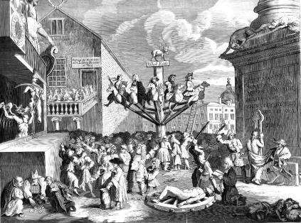 William Hogarth: The South Sea Scheme
