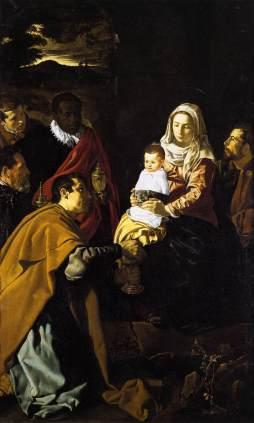 Diego Velázquez: Adoracja Magów