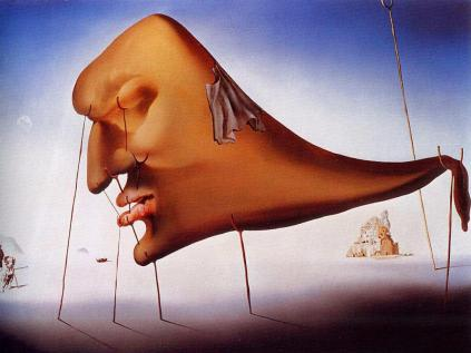 Salvadore Dali: Le Sommeil