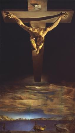 Salvadore Dali: Chrystus św. Jana na krzyżu