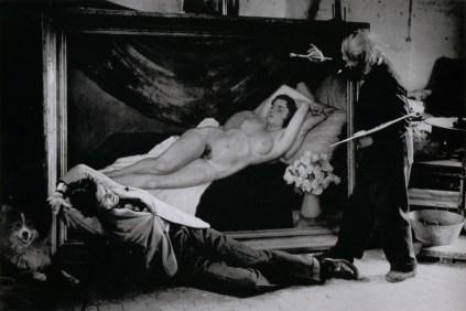 Brassai: Picasso i Jean Marais