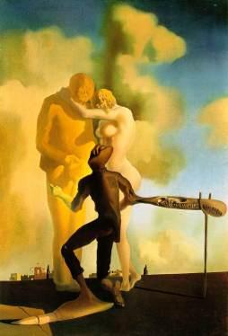 Salvadore Dali, ---