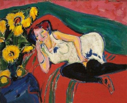 Ernst Ludwig Kirchner: Odaliska
