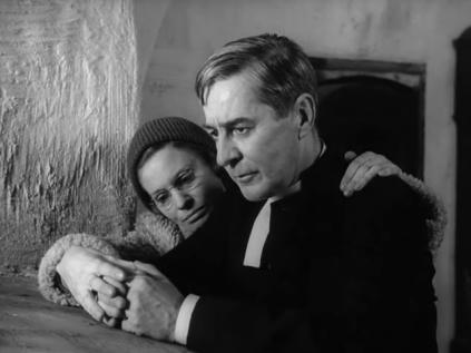 """""""Goście Wieczerzy Pańskiej"""" (1961)"""