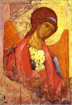 Andriej Rublow: Archanioł Michał