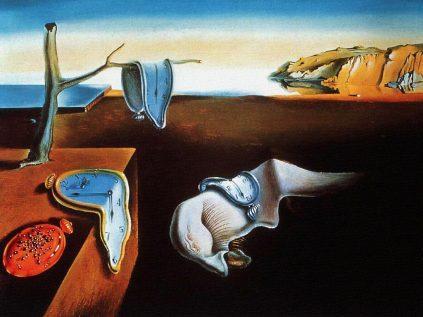 Salvadore Dali: Trwałość pamięci