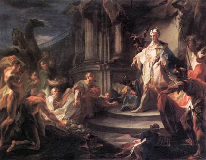 Franz Anton Maulbertsch: Józef i jego bracia