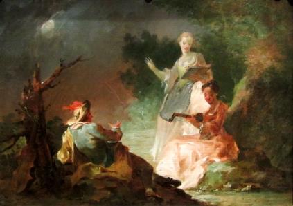 Franz Anton Maulbertsch: Pastoralna serenada