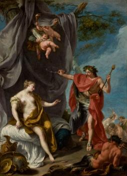Giovanni Battista Pittoni: Serenada Dionizosa