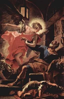 Sebastiano Ricci: Oswobodzenie św. Piotra