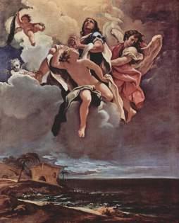 Sebastiano Ricci: Apoteoza