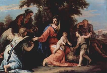 Sebastiano Ricci: Ucieczka do Egiptu