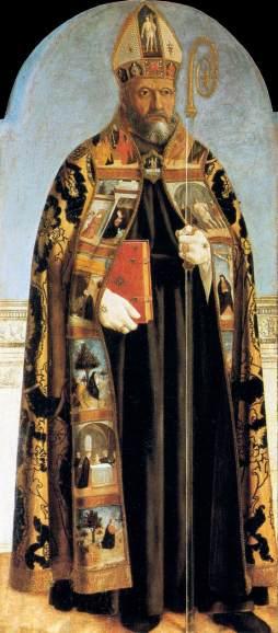 Piero della Francesca: Św. Augustyn