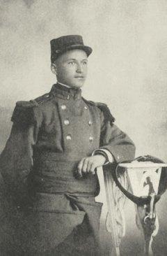 Młodzieńczy Ernst Jünger