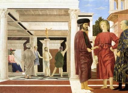 Piero della Francesca: Biczowanie