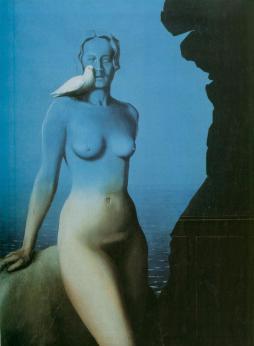 René Magritte: Dola człowieka