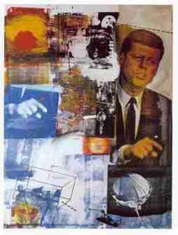 Robert Rauschenberg: Kennedy