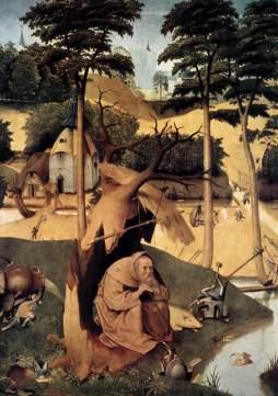 Hieronymus Bosch: Kuszenie św. Antoniego