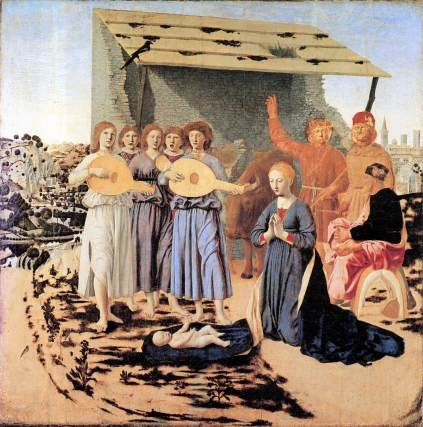 Piero della Francesca: Narodziny