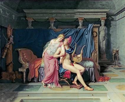 Jacques Louis David: Parys i Helena