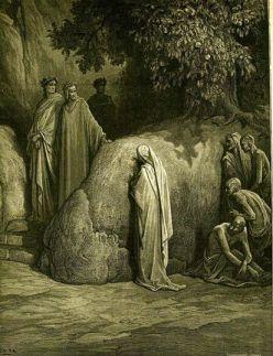 Gustaw Doré: Czyściec (XXIII)