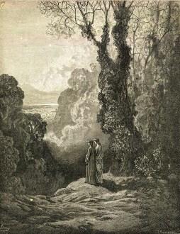 Gustaw Doré: Czyściec (I)
