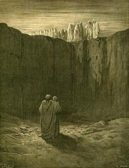Gustaw Doré: Czyściec (III)