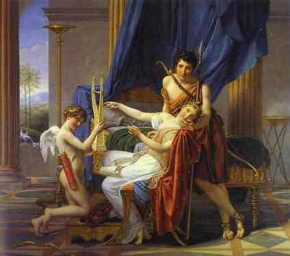 Jacques Louis David: Safona