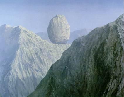 René Magritte: Szklany klucz