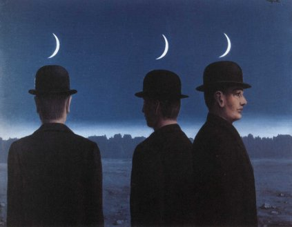 René Magritte: Tajemnice horyzontu