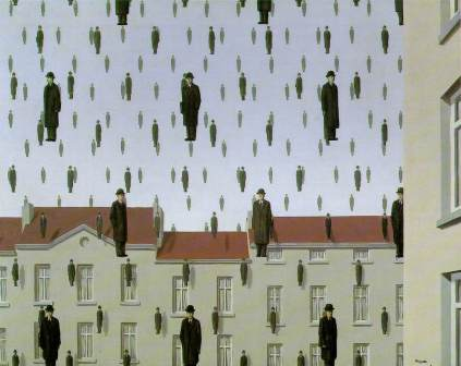 René Magritte: Wnętrza