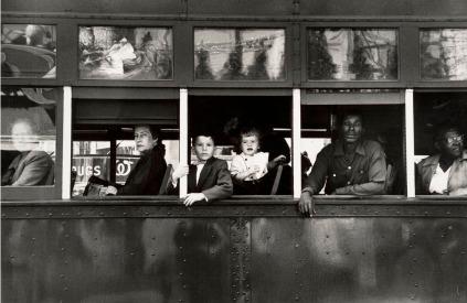 Robert Frank: Tramwaj w Nowym Orleanie