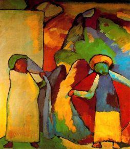 Wassily Kandinsky, ---