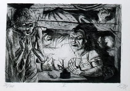 Otto Dix: Lisia dziura