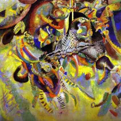 Wassily Kandinsky: Fuga