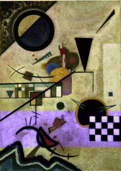 Wassily Kandinsky: Skontrastowane dźwięki