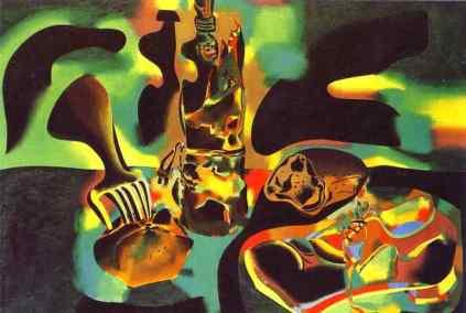 Joan Miro: Martwa natura ze starym butem
