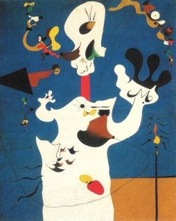 Joan Miro: ZIemniak