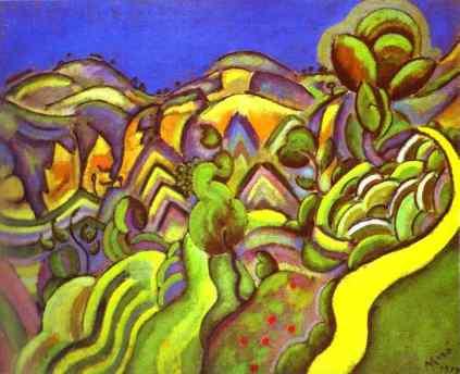 Joan Miro: Ścieżka