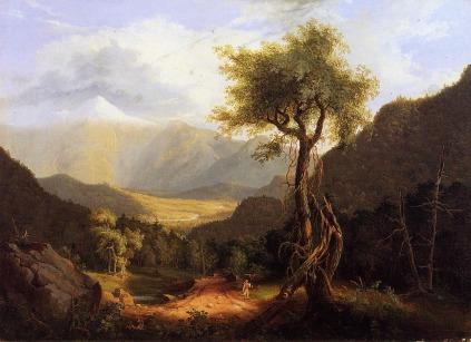 Thomas Cole: Widok na White Mountains