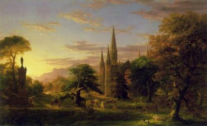 Thomas Cole: Powrót