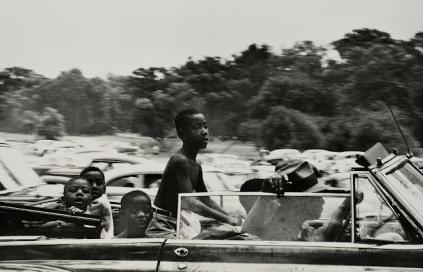 Robert Frank: Belle isle 1955
