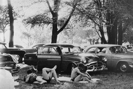 Robert Frank: Piknik