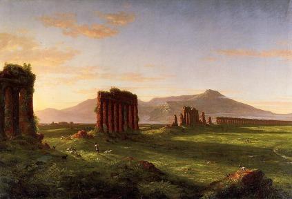 Thomas Cole: Kampania rzymska